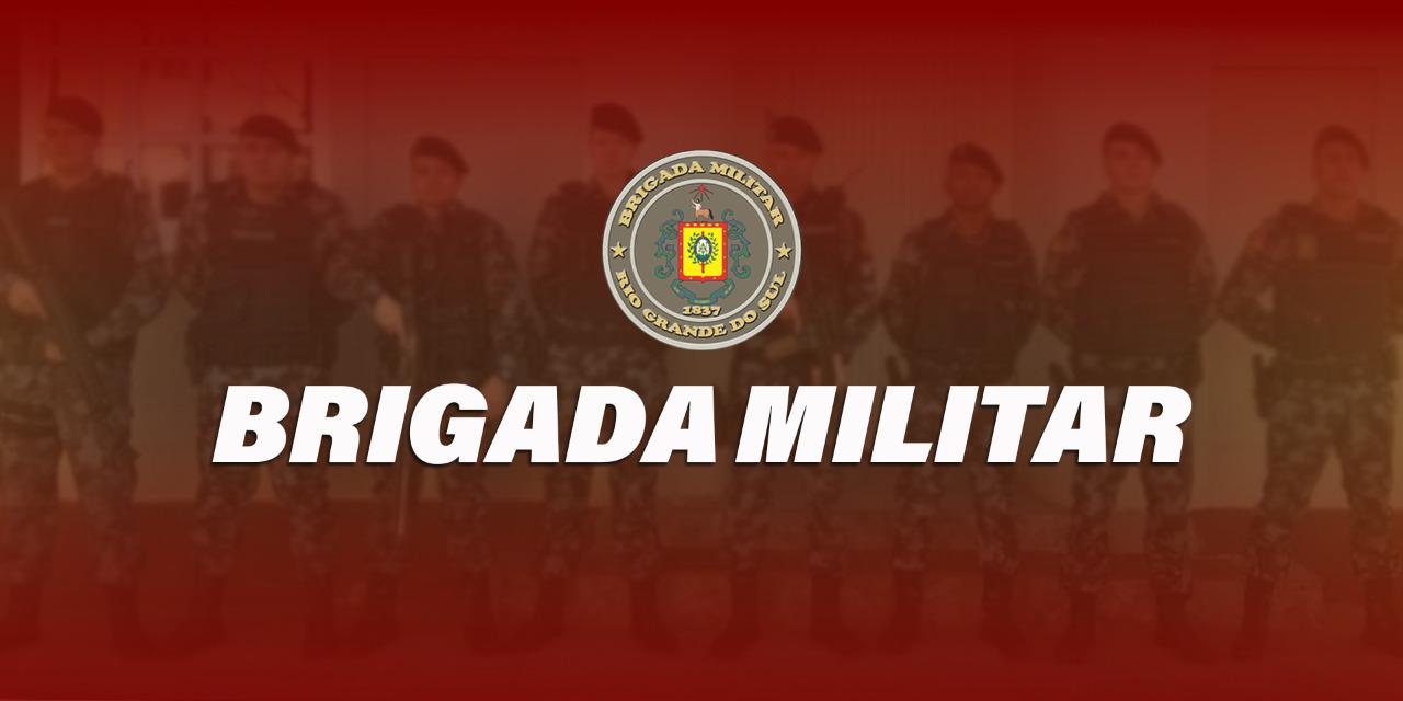 BRIGADA MILITAR - SOLDADO