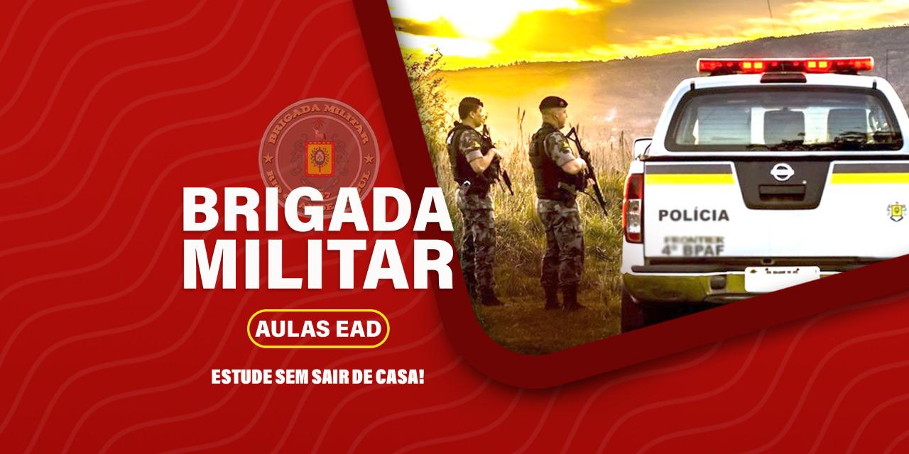 CTSP - BRIGADA MILITAR
